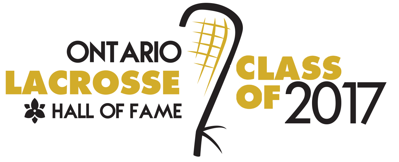 The 2017 Graduating Class of the Ontario Lacrosse Hall of Fame